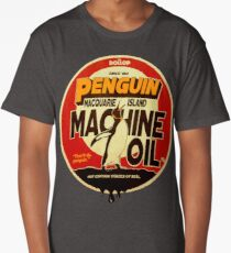 The Dollop - Penguin Oil Long T-Shirt