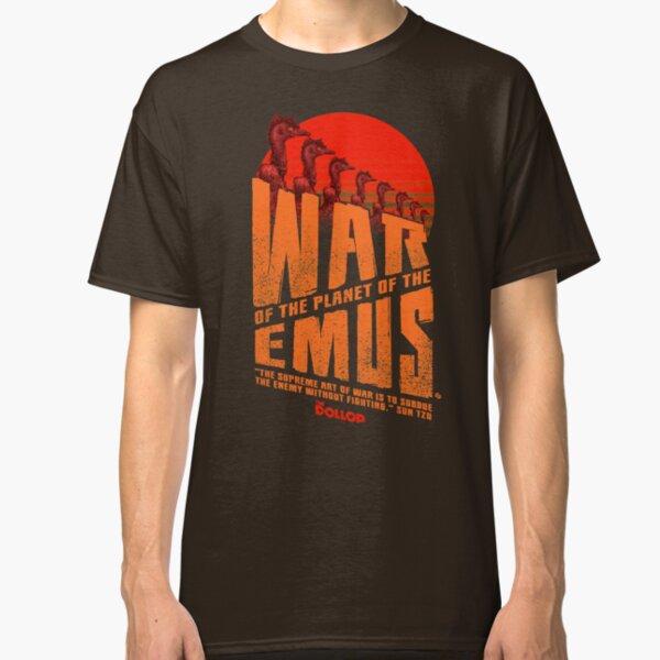The Dollop - Emu War Classic T-Shirt