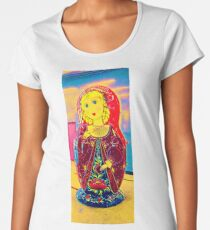 Matryoshka from Sochi Women's Premium T-Shirt