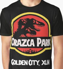 Orazca Park Graphic T-Shirt