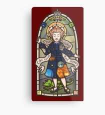 Our Lady of Education Metal Print