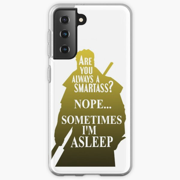 24/7 Smartass Samsung Galaxy Soft Case