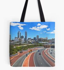 Perth Tunnel Tote Bag
