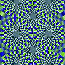 Optical Illusion, visual illusion by znamenski