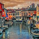 Twilight in Murano by Brian Tarr