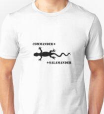 Commander Salamander - Washington D.C. Unisex T-Shirt