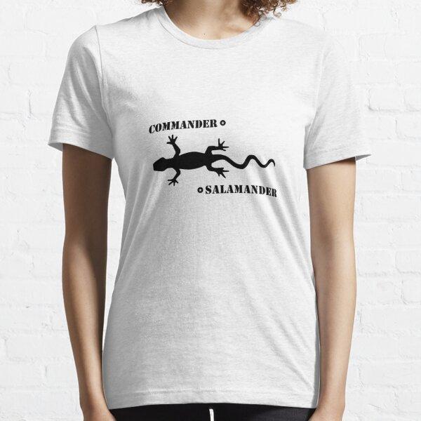 Commander Salamander - Washington D.C. Essential T-Shirt