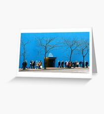 #635  575 Fifth Ave. Greeting Card