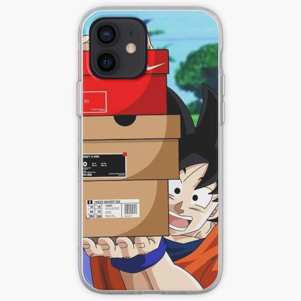 Goku sneakers iPhone Soft Case