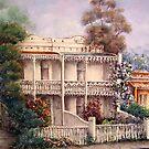 'Carlton Terraces' by Helen Miles