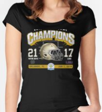 2018-citrus-bowl-champions Women's Fitted Scoop T-Shirt