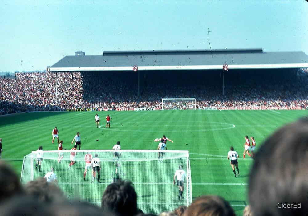 Highbury Jinx for Arsenal v Bristol City in 1976 (0-1) #2 by CiderEd