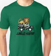 Jungle Habitat - West Milford, NJ Slim Fit T-Shirt