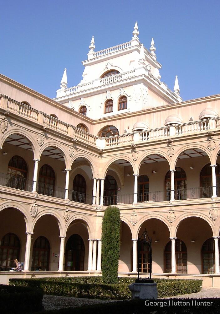 Murcia University by George Hunter