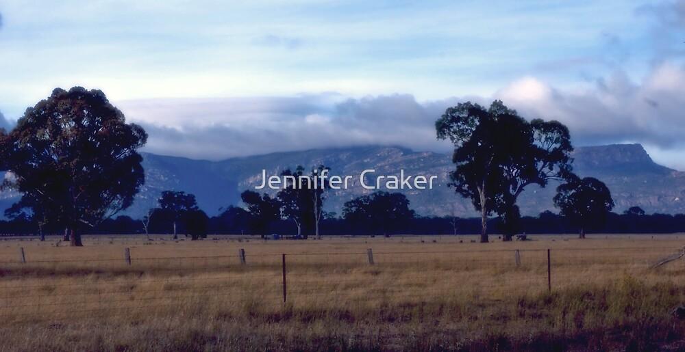 Grampians Sky by Jennifer Craker