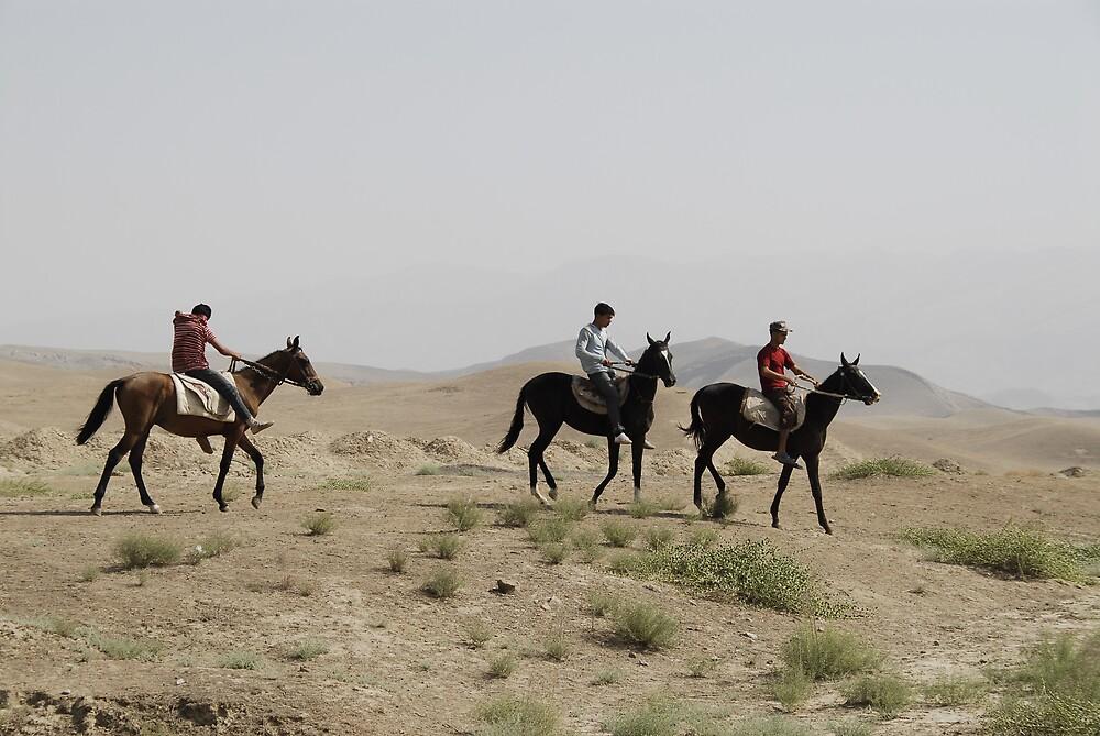 Desert excursion by Michèle  van Kasteren