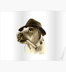 The Mob Dog Poster