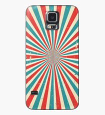 Red, White & Blue Case/Skin for Samsung Galaxy