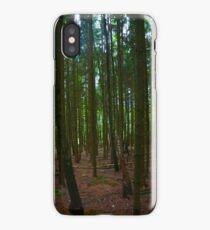 Woods iPhone Case/Skin