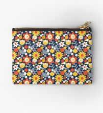 Summer Botanical Studio Pouch