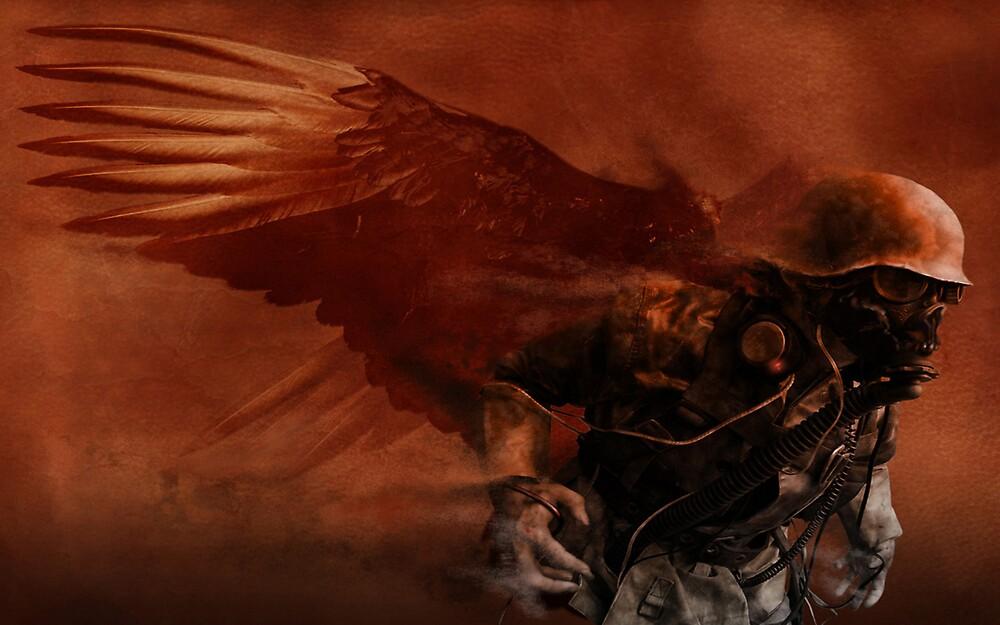 Angel Of Death-Soldier Of Fortune by BillyTheSav