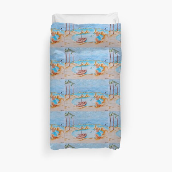 Swallows and Amazons Duvet Cover