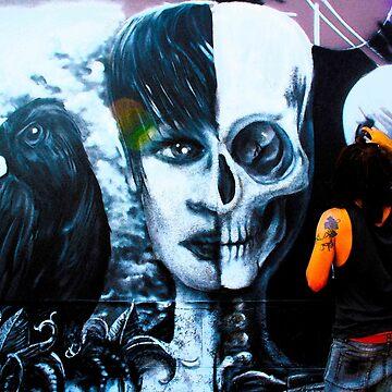 Urban street art by SwiftTurtle