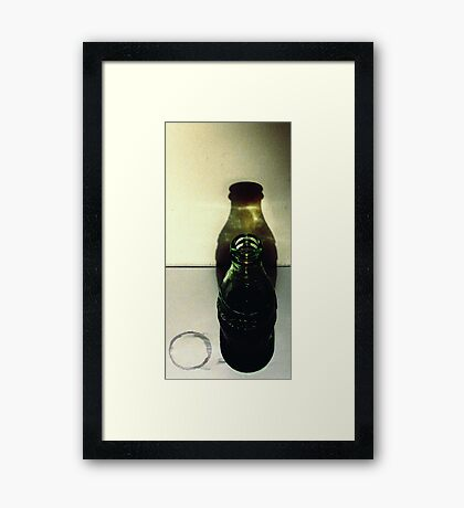 What's in a name #2 Framed Print