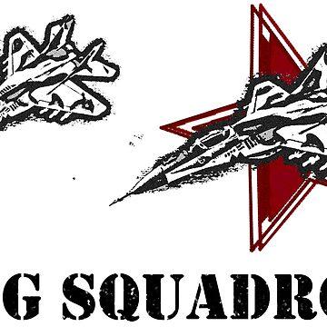 MIG Squad by SalvorHardin