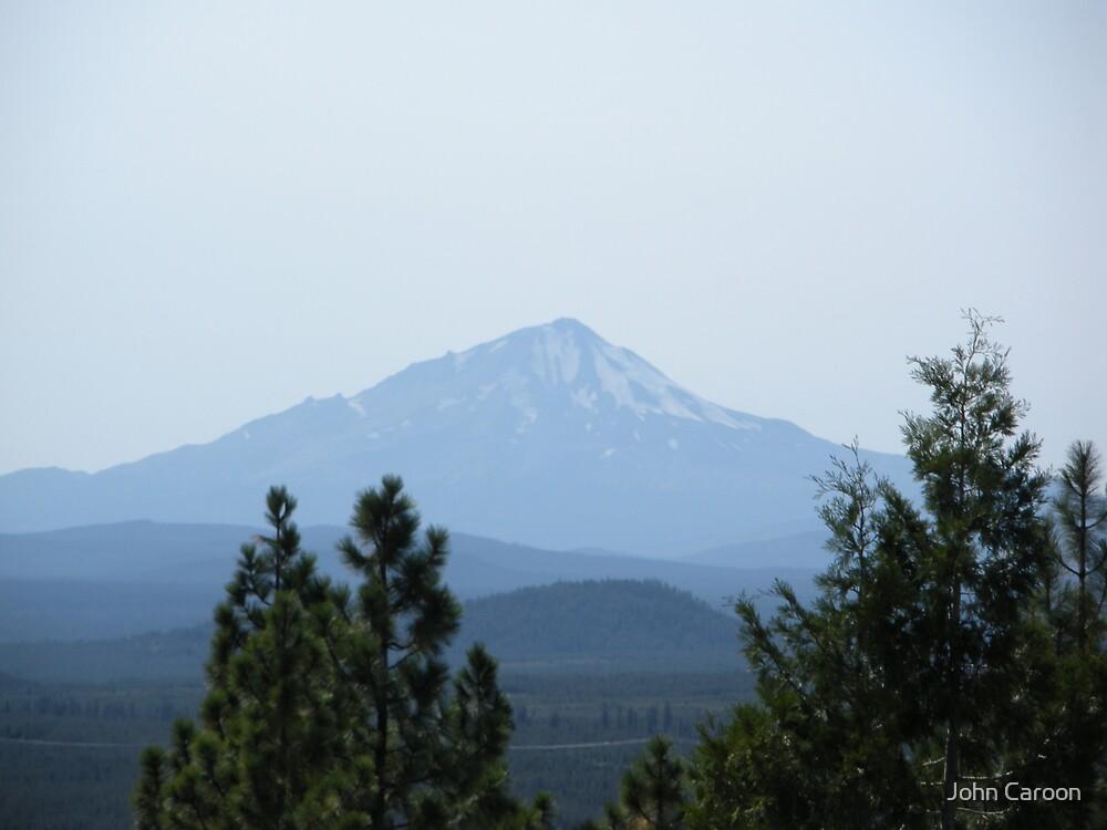 Mt. Shasta by John Caroon