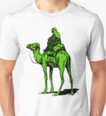 The Silk Road Logo High Quality Large Unisex T-Shirt