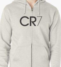Cristiano Ronaldo CR7 Merchandise Zipped Hoodie