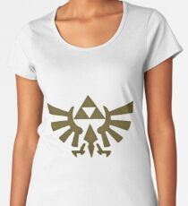 triforce Women's Premium T-Shirt