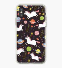 Space Einhörner iPhone-Hülle & Cover