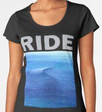 Ride - Nowhere Women's Premium T-Shirt