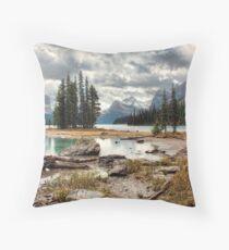 Spirit Island Throw Pillow