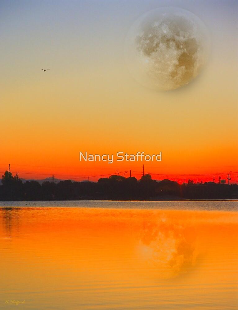 Sunrise Morning by Nancy Stafford