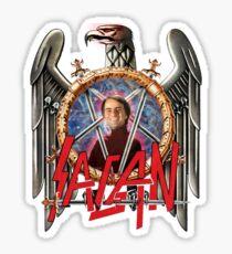 Slayer x Sagan - Carl Sagan - Cosmic Evil Sticker