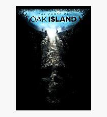 oak island Photographic Print