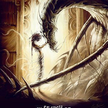 In Search of Lost Dragons - © Art by Élian Black'Mor by arsenicetboule2