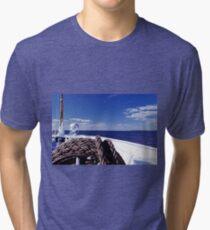 Sailing Forward Tri-blend T-Shirt