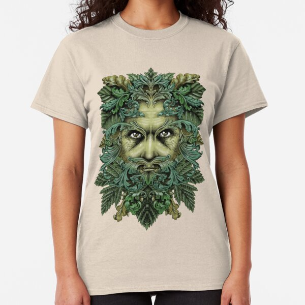 The Green Man Classic T-Shirt