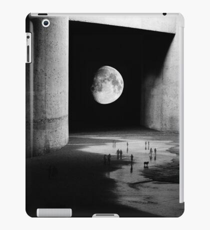 To the Moon iPad Case/Skin