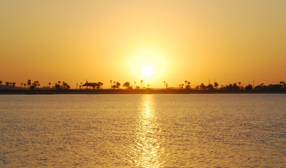Sunset by mekea