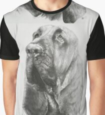 Crinkle Graphic T-Shirt