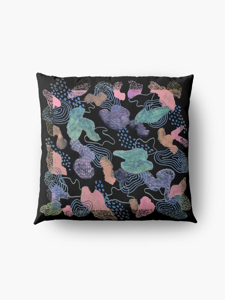 Alternate view of Lucid Dreams Floor Pillow