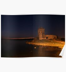 Dunguaire Castle Poster