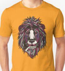 Smoke Lion T-Shirt