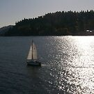 Sailing  by WaleskaL