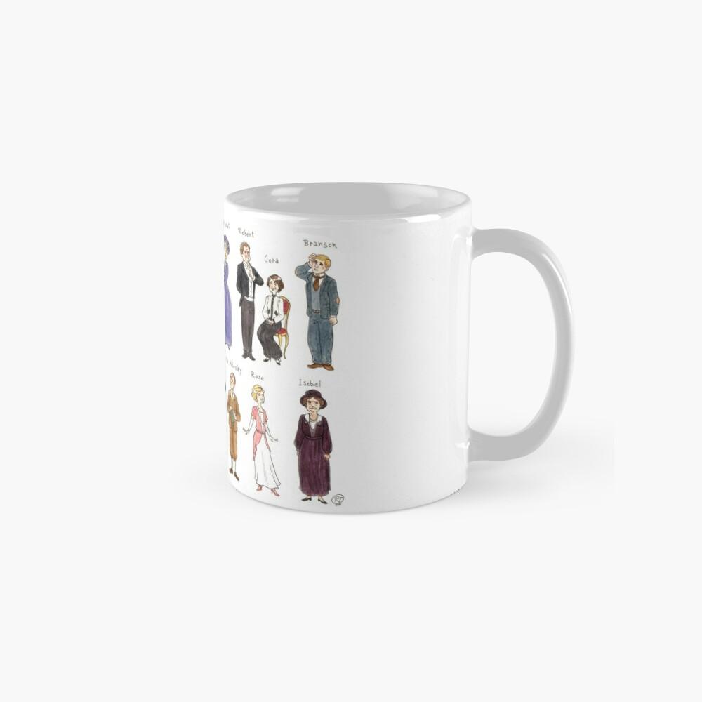 Downton A. Portraits Mug